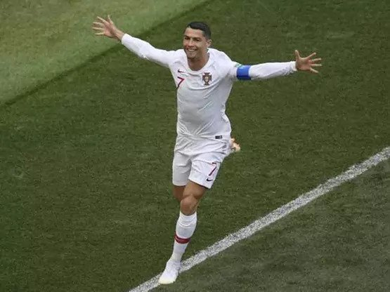 World Cup 2018: Cristiano Ronaldo Becomes Europe's All-Time Leading Scorer