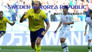 FIFA World Cup 2018 Highlights: Sweden vs Korea Republic
