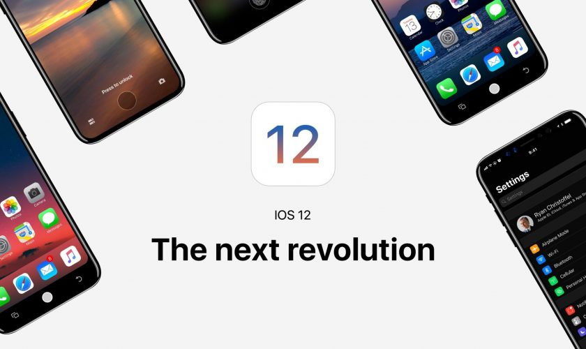 Apple Announces iOS 12 At WWDC 2018
