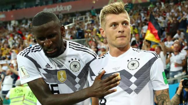 World Cup 2018: Germany rehash history following 20 years to escape early exit