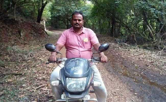 Naveen Kumar is a member of a pro-Hindu outfit and founded the Hindu Yuva Sene