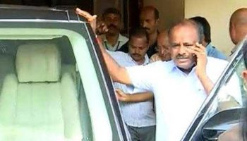 Cut Down On Expenditure, H D Kumaraswamy Tells Officials