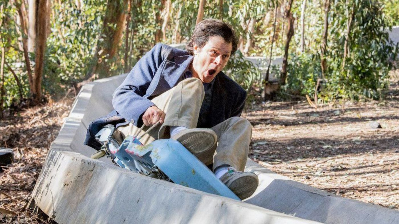 Johnny Knoxville in 'Action Point' - Mostly Enjoyable Joyride