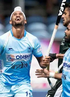 India versus Argentina, Champions Trophy Hockey Match Highlights: Harmanpreet, Mandeep On Target As India Beat Argentina