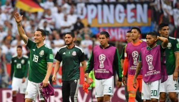 World Cup 2018: Holders Germany Crash To Defeat Against Mexico