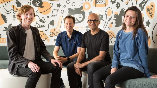 Microsoft to purchase GitHub for $7.5 billion, Satya Nadella says it will remain an open stage post procurement