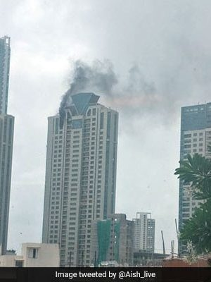 Fire On Top Floor Of Mumbai High-Rise, Deepika Padukone Among Residents