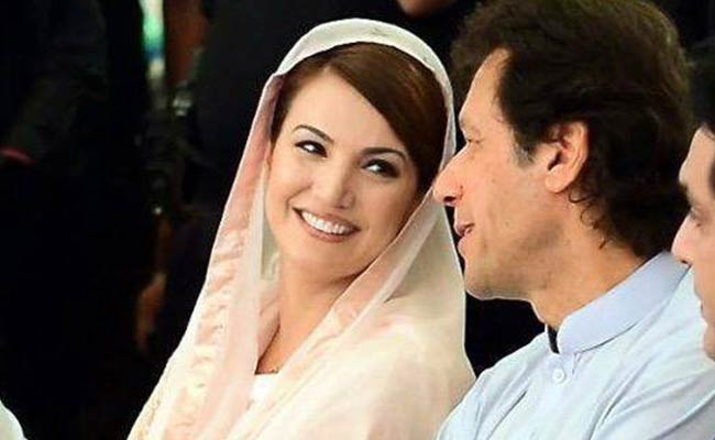Reham Khan was married to Imran Khan for months in 2015.