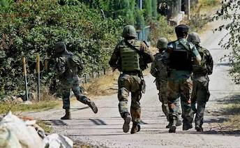 12 Terrorists Sneak Into Kashmir, Delhi On High Alert