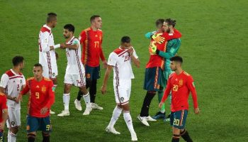 World Cup 2018: Spain hold Morocco to 2-2 attract tense experience