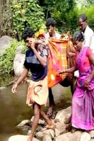 No Ambulance, Pregnant Kerala Woman Carried On Stretcher For 7 Km To Reach Hospital