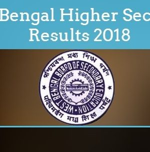 West Bengal HS Result 2018 to Release Today At wbresults.nic.in. The result will also be available on the official website and through SMS