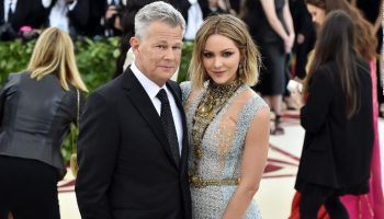 Canadian super-producer David Foster Engaged with Katharine McPhee