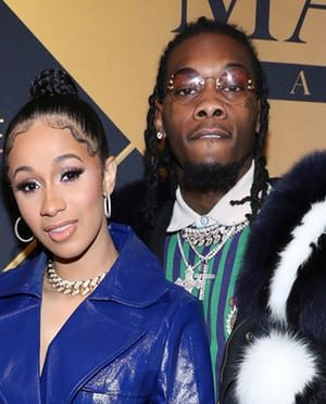 Cardi B and Offset Welcome their first Child - Kulture Kiari Cephus