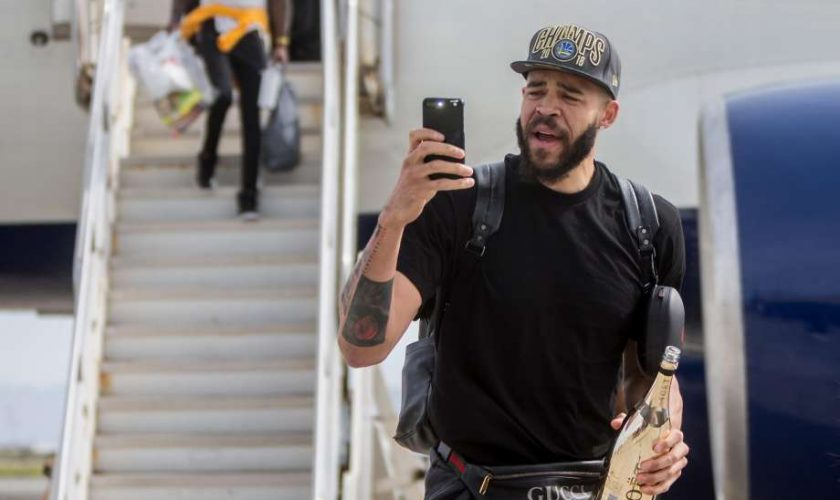 Warriors' JaVale McGee Agree to One-year Agreement with Lakers