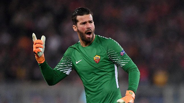 Alisson turns into world's most costly attendant in the wake of marking for Liverpool