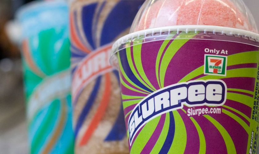 It's 7 Eleven Today - A Free Slurpee & $1 Hot Dogs