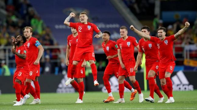 World Cup 2018: England, Sweden change record books to achieve quarter-finals