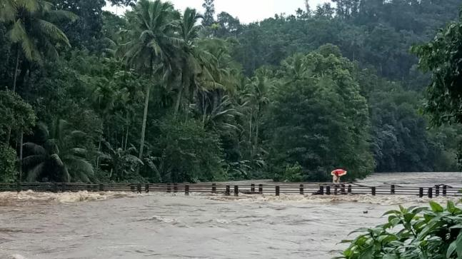 Rains wreak devastation in Kerala with in excess of 34,000 individuals marooned