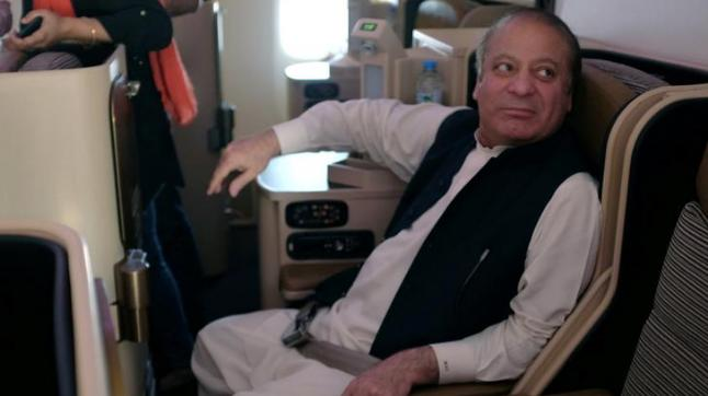 Sharif loyalists arrested as former PM returns to appeal conviction