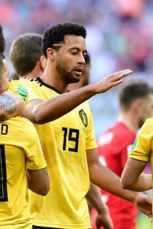 bd22c7d3fb8 World Cup 2018  Eden Hazard And Belgium Too Good For England In Third-Place  Play-Off