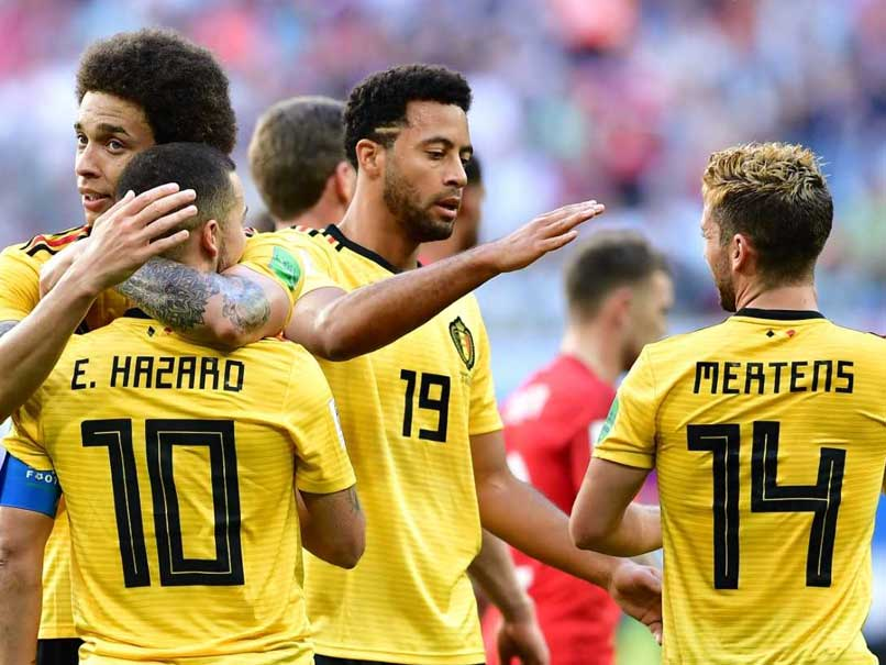 World Cup 2018: Eden Hazard And Belgium Too Good For England In Third-Place Play-Off