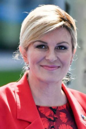 Croatian President Kolinda Grabar-Kitarovic 'Can hardly wait' For World Cup Final