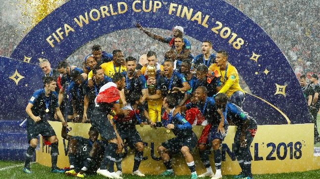 FIFA World Cup 2018 final: France beat Croatia to lift their second World Cup