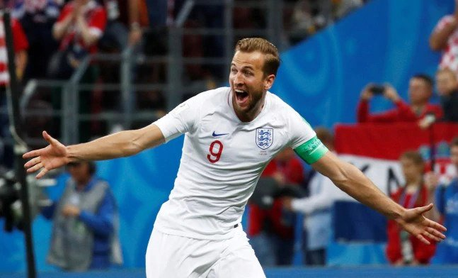 Harry Kane scored five of his six goals during the group stages of the World Cup