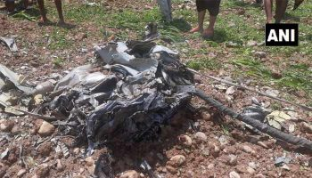 MiG-21 Fighter Jet Crashes In Himachal Pradesh, Pilot Killed