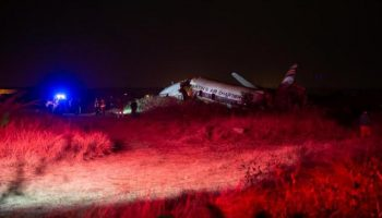 3 murdered in midair plane impact in Florida