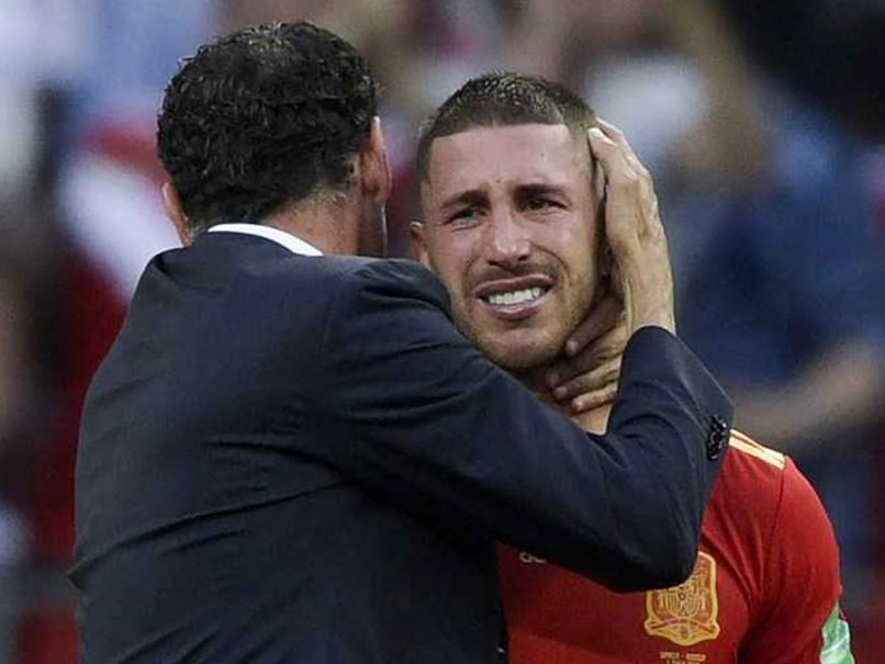 World Cup 2018: Captain Sergio Ramos Posts Emotional Message After Spain's World Cup Exit
