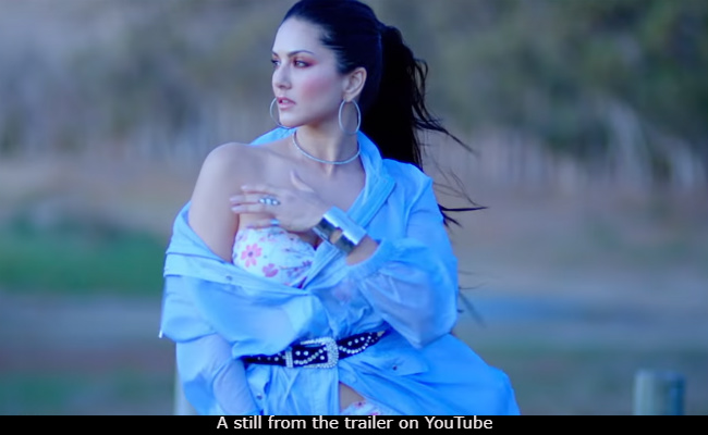 Karenjit Kaur: The Untold Story Of Sunny Leone Trailer - Forget Blinking For 2-And-A-Half Minutes