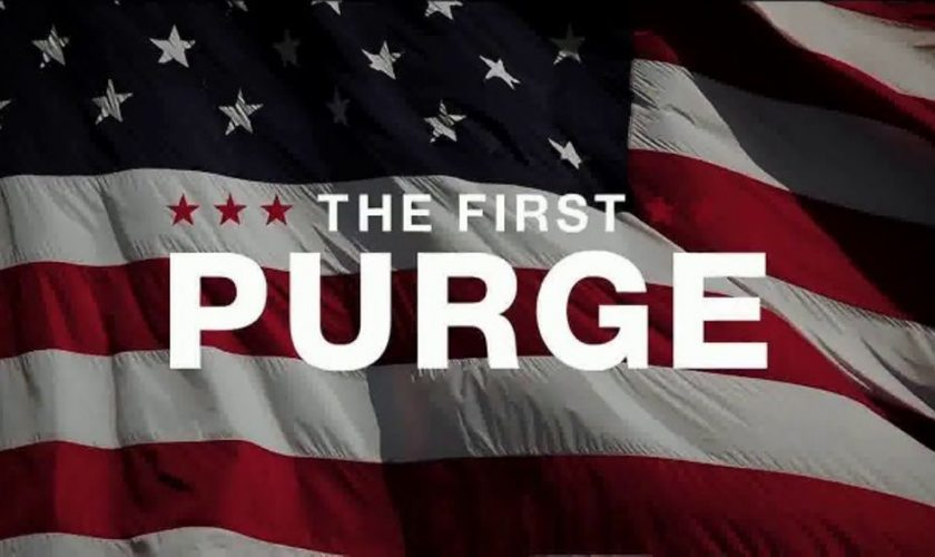 "A Prequel to the ""Purge"" Series - The First Purge - Review"