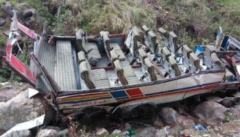 Uttarakhand disaster: 48 executed, 12 harmed as 22-seater transport falls into pig out