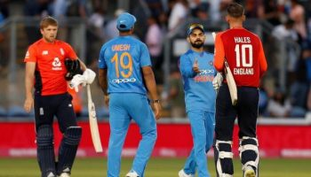 Virat Kohli laments loss of early wickets as India's triumphant streak closes