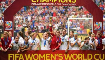 France is facilitating the ladies' FIFA World Cup in 2019: Time to discuss it
