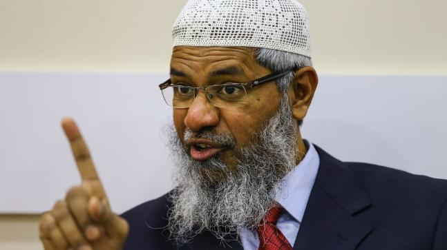 Zakir Naik says news that he's coming to India is false
