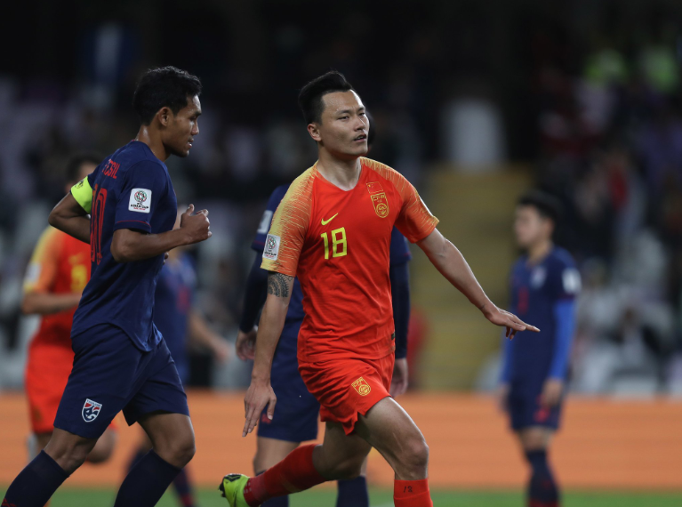 China Vs Thailand Live Match Afc Cup 2019 Pr Won By 2 1 Against Azad Hind News