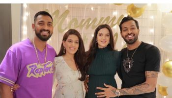 Krunal Pandya congratulates Hardik for new journey