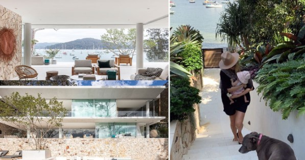Jennifer Hawkins sells her Newport property