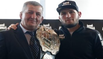 UFC Champion Khabib Nurmagomedov's father dies at 57 following Covid-19 complications