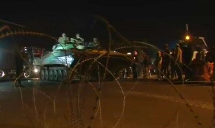 Jammu assault 3 intensely outfitted JeM psychological militants slaughtered, 2 fighters martyred; armed force tanks sent at Sunjwan camp