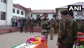Jammu and Kashmir: Policeman executed in aggressor assault close Charar-e-Sharief place of worship in Budgam