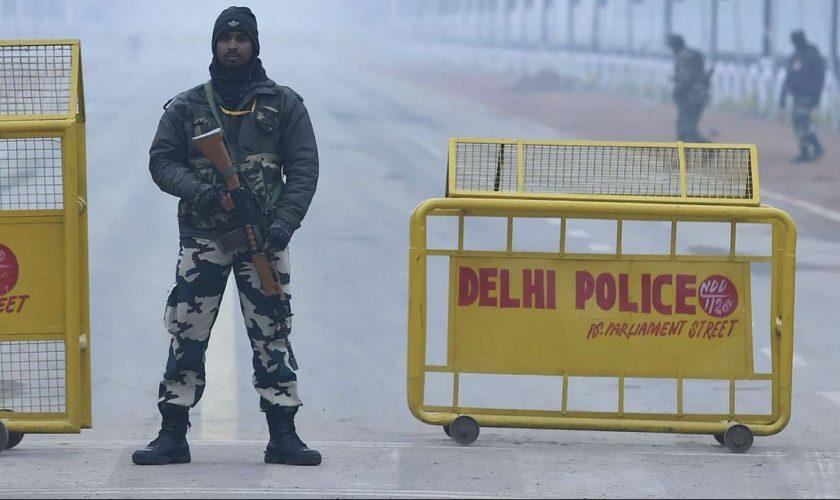AAP MLA Narayan Dutt Sharma reserved for manhandling lady officer