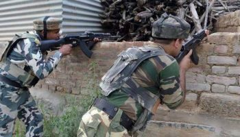 2 terrorists killed in encounter with security forces in Anantnag