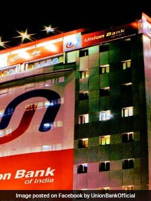 Union Bank Of India Shares Crash To 11-Year Low On CBI Complaint