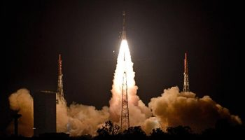 ISRO effectively dispatches IRNSS-1I route satellite on board PSLV-C41 into Earth's polar circle | WATCH