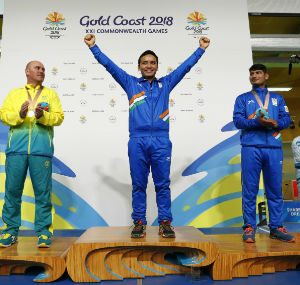 Commonwealth Games 2018: Jitu Rai breaks occasion record to secure men's 10m air gun gold; Om Prakash Mitharwal sacks bronze