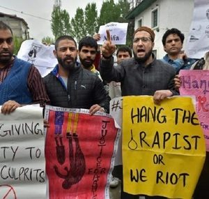 Kathua assault case: Lawyers who attempted to square documenting of chargesheet, went on strike have disfavored calling